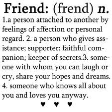 friend def