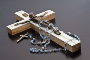 jesus and the rosary
