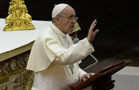 pope francis peace